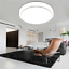 Panel-de-techo-LED-redonda-12W-40W-luz-hacia-Abajo-Luz-Empotrada-Bombilla-Lampara-Accesorio-Casa miniatura 1