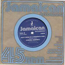 "Cornell Campbell - Natty Dread In A Greenwich Farm  LTD 7"" NEW £4.99"