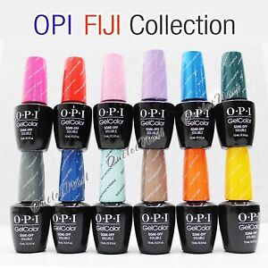 Image Is Loading OPI GelColor FIJI Spring 2017 Collection SET OF