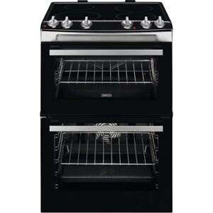 Zanussi ZCI66050XA Free Standing A/A Electric Cooker with Induction Hob 60cm