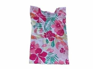 NWT-Girl-039-s-Gymboree-Hop-n-039-Roll-flower-tank-top-shirt-6-FREE-SHIPPING