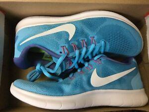 ae4acd755c0d New Womens Nike Free RN 2017 Run Running Shoes 880840-400 Sz 7 ...