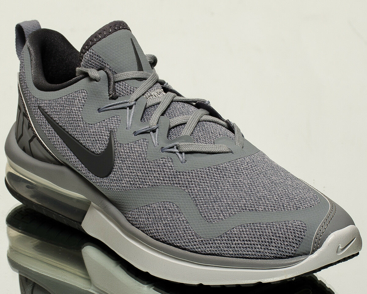 Nike Air Max Fury men running run sneakers NEW wolf grey stealth AA5739-004 Cheap women's shoes women's shoes