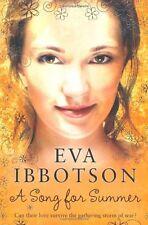 A Song for Summer,Eva Ibbotson- 9780330444989