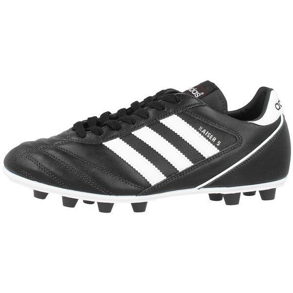 Adidas Kaiser 5 Lega Fg Scarpe da Calcio con Tacchetti nero 033201 Copa Mundial