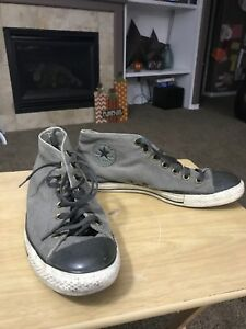 fb3b4e71a398 MEN S CONVERSE CHUCK TAYLOR ALL-STAR STREET MID CASUAL SHOES Size 11 ...