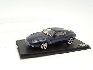 Spark 1 43 Aston Martin Db7 2003 Zagato Blau Ebay
