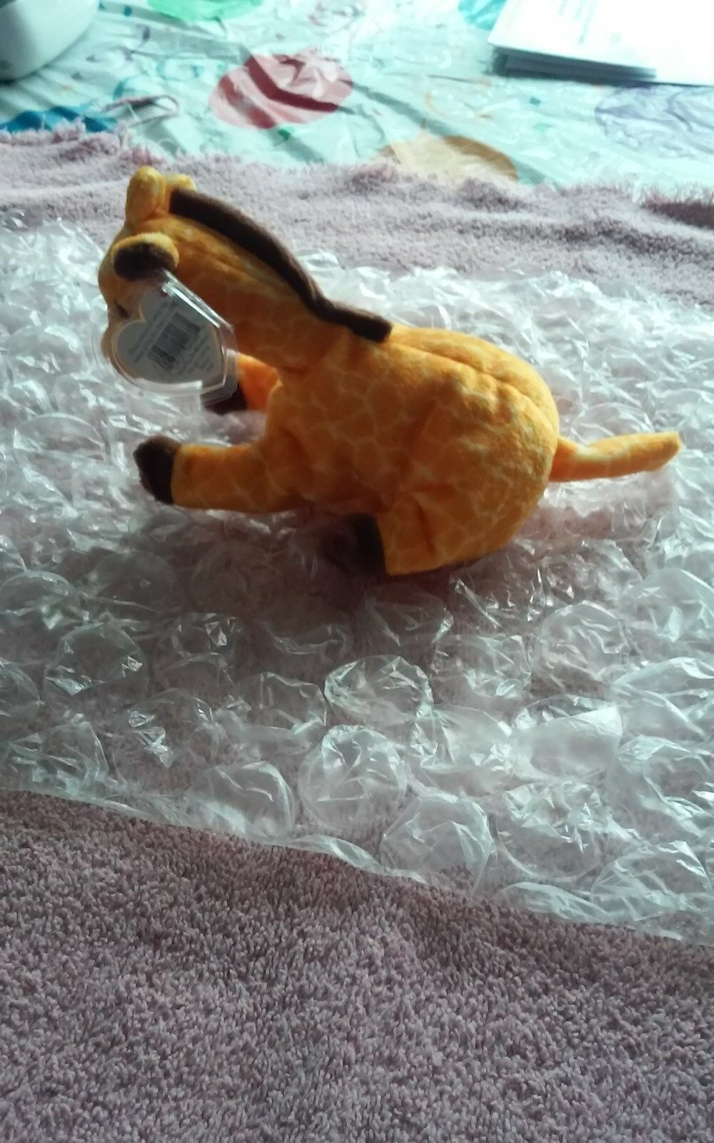 Twigs Beanie Baby, mint condition with tags