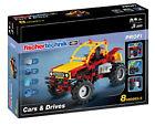 fischertechnik Cars and Drives Building Kit 516184