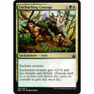 MTG BATTLEBOND Unflinching Courage kaartspellen