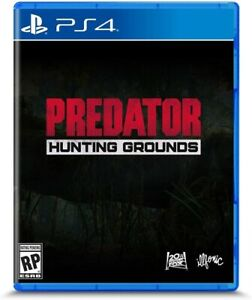 PS4 Playstation 4 Predator Hunting Grounds BRAND NEW FACTORY SEALED READ