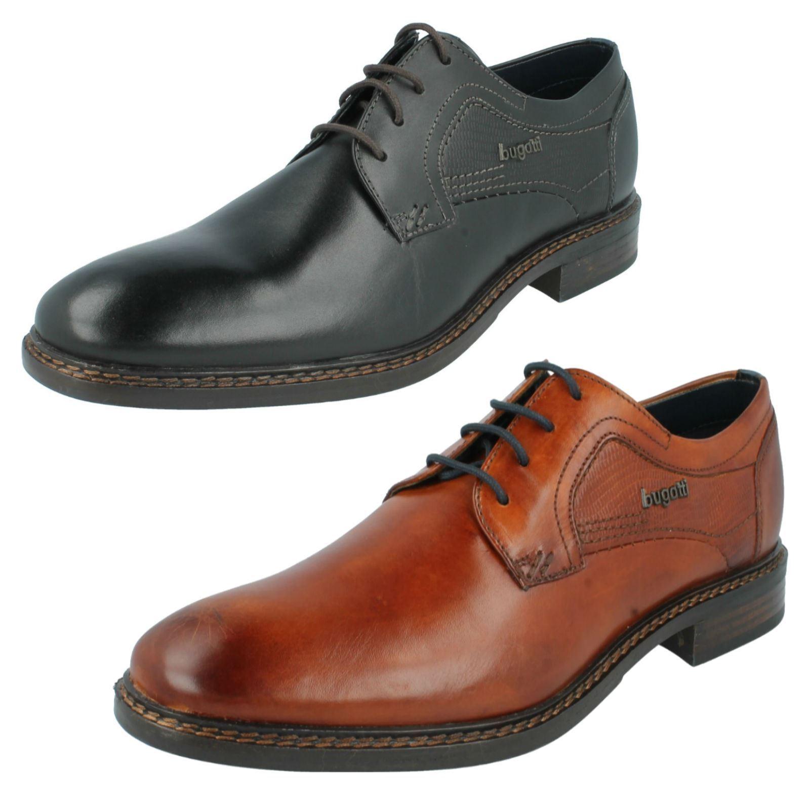 Men's Bugatti Formal Shoes - Bene U9008