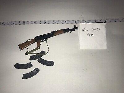 Holster Dragon 1//6 MiniTimes Vietnam Chinese Pistol NVA Vietcong Pouch