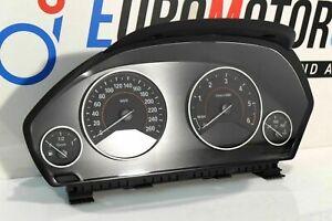BMW-Sport-Ligne-Diesel-Compteur-de-Vitesse-Groupe-Km-H-Hud-3-039-3er-4-039-4er