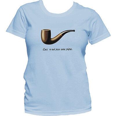 The Fault in Our Stars T-Shirt Ceci n'est pas une pipe Hazel Lancaster
