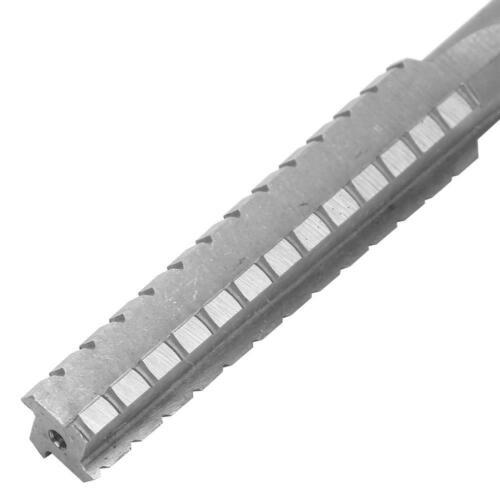 2pcs HSS MT2 Taper Fine//Rough Reamer Cutter Tool Kit Straight Shank 1.5cmx12.5cm