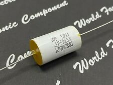 Lot of 2 150105J250JE Cornell Dubulier Film Capacitor 250V 1 uF µF 5/% Axial NOS