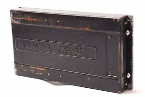 @ Ship in 24 Hours! @ Mamiya Film Pack Adapter for Universal Press Super 23