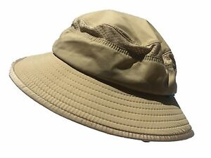 Image is loading Sunday-Afternoons-Waterproof-Kids-Childrens-Youth-Tan-Hat- 4b30bd77dfd