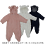 Baby-Snowsuit-Soft-Faux-Fur-Hooded-All-In-One-Snow-Suit-Romper-Pramsuit Indexbild 11