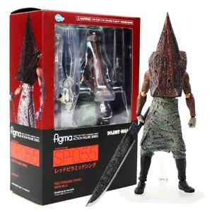 Red-Pyramid-action-figure-toy-model-Silent-Hill-figurine-Scary-Movie-character