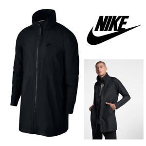 f5c4dd8cf5 Men s Medium Nike Sportswear NSW Franchise Trench Coat Jacket 886251 ...