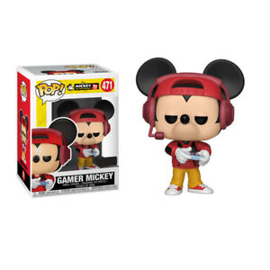 Exclusive-Gamer-Mickey-Mouse-471-Funko-Pop-Vinyl-New-in-Mint-Box