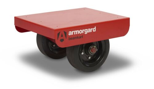400 x 510 x 275mm Wheeled Beam Armorgard BeamKart Heavy Duty Trolley