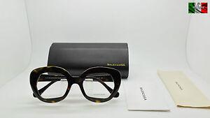 BALENCIAGA BA5061 color 052 occhiale da vista da donna TOP ICON GIU16 JxHt7p