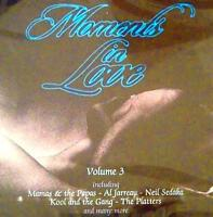 Various Artists - Moments In Love, Volume 3 - Cd, 1996