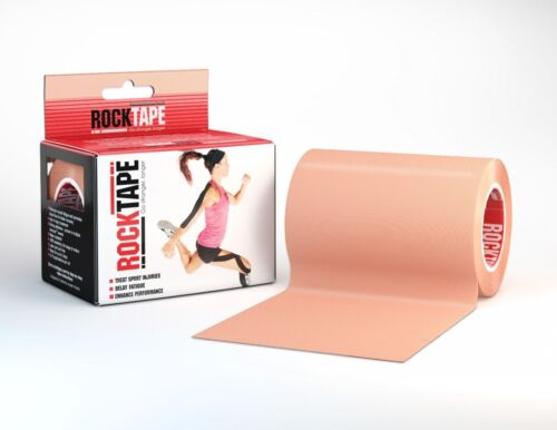 Rocktape Extra Wide Mini Big Daddy Adhesive Sports Kinesiology Tape - 10cmx5m