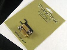 Tone Pros System II  SNS1 Locking US Tailpiece Studs Nickel SNS1/NKL
