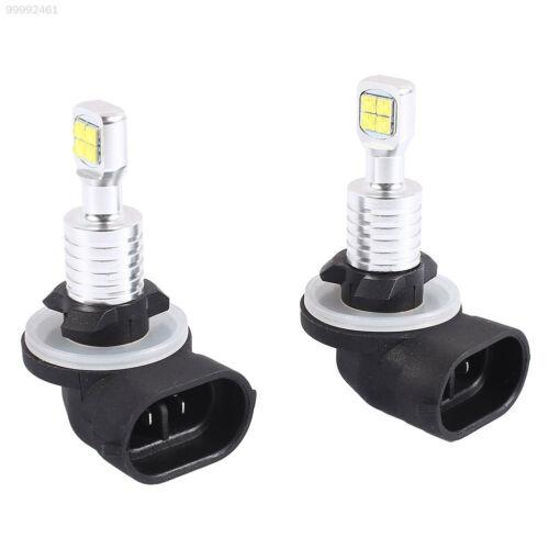 H27 80W Satz Lampe Signallicht Für 0D99 LED-Licht Fahrlicht 1500lm 881