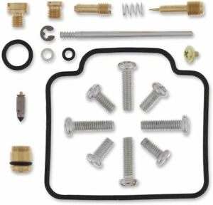 Moose Racing Carb Carburetor Rebuild Kit For 90-96 Suzuki Quadrunner LT-4WD 250
