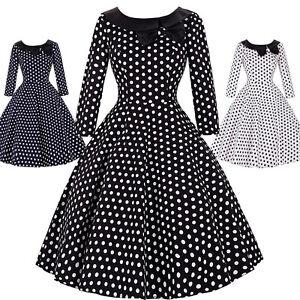hausfrau swing kleider vintage petticoat 50er jahre pin up. Black Bedroom Furniture Sets. Home Design Ideas
