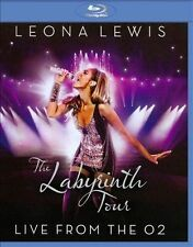 Leona Lewis: The Labyrinth Tour - Live at the O2 Blu-ray NEW