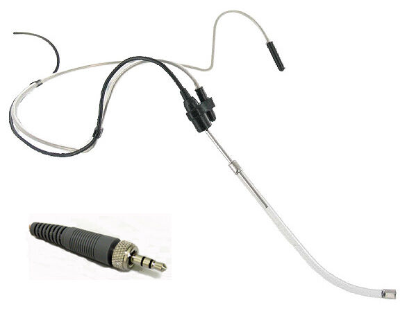 Headset Mic Adjustable Left   Right Boom for Sennheiser Wireless Transmitter use