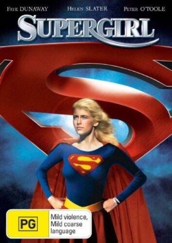 1 of 1 - Supergirl (DVD, 2006) (D169)