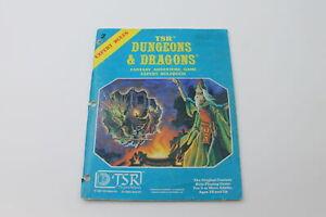 Dungeons & Dragons 1st Ed Expert Rulebook (U-B7S3 287545)