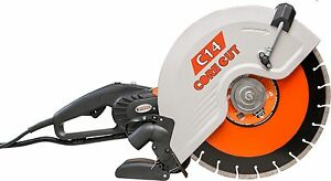 Core-Cut-C-14-Electric-Concrete-Saw-Masonry-Saw-Paver-Saw-5801601-w-o-Blade