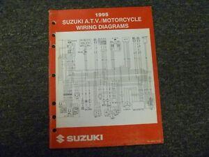 1992 suzuki s40 wiring diagram 1995 suzuki katana savage intruder motorcycle electrical wiring  1995 suzuki katana savage intruder