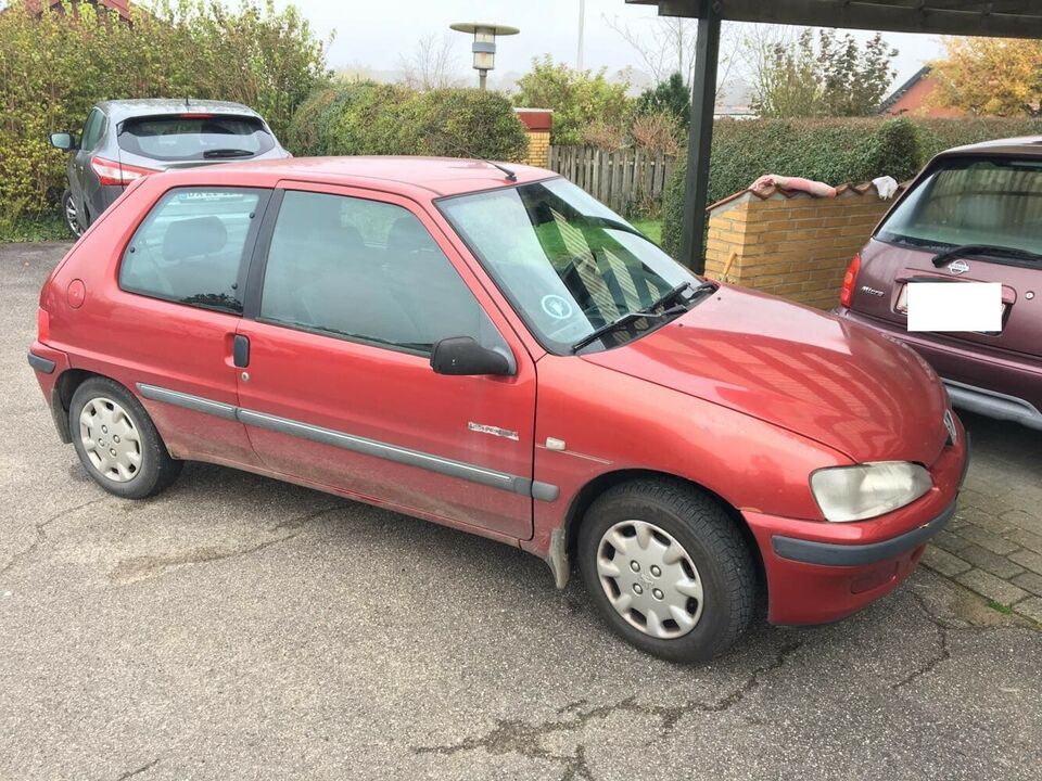 Peugeot 106, 1,1 XR, Benzin