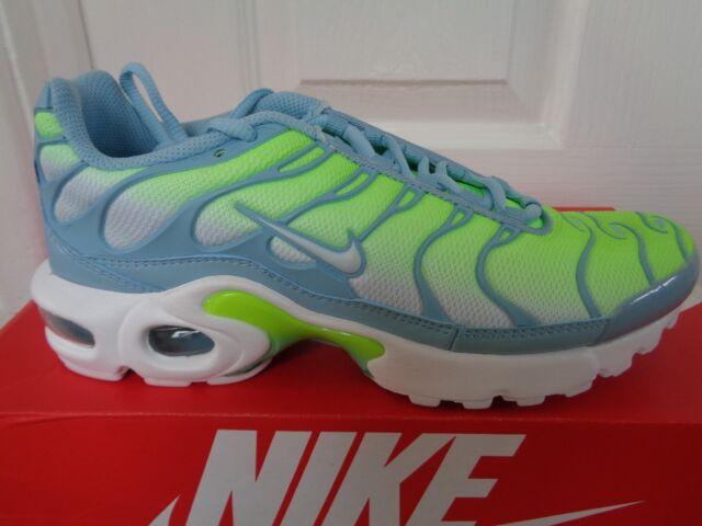 online store ca7c6 a6073 Nike Air Max Plus trainers sneaker (GS) 718071 400 uk 5 eu 38 us