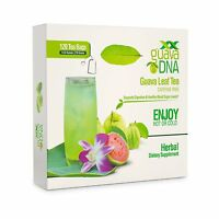 Guava Leaf Tea 120 Individually Wrapped Teabags 120 Bags Free Shipping