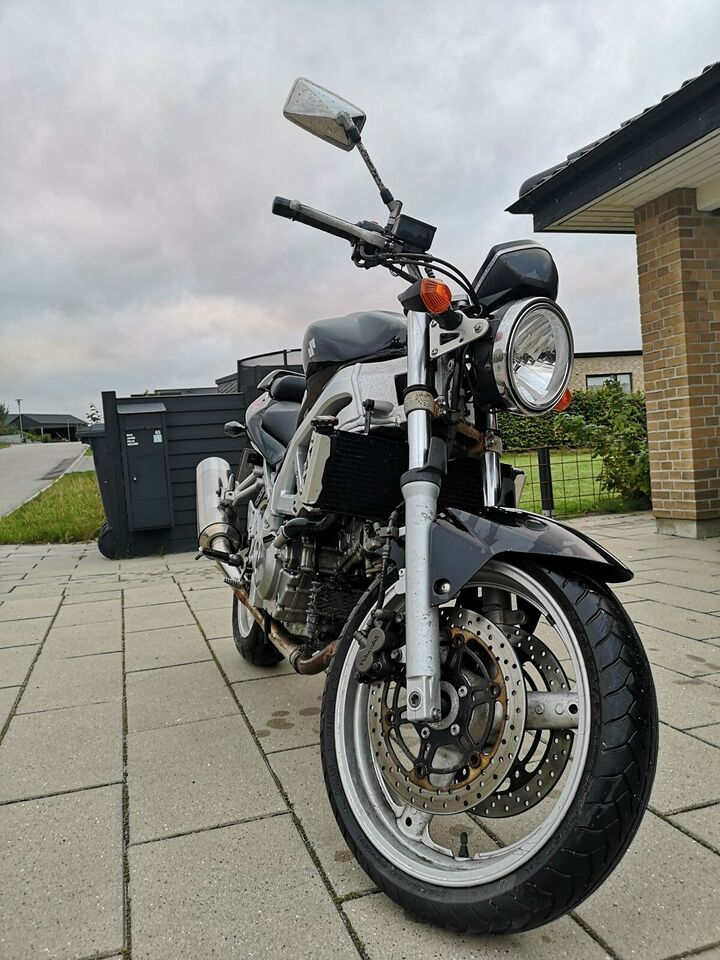 Suzuki, SV, 650 ccm
