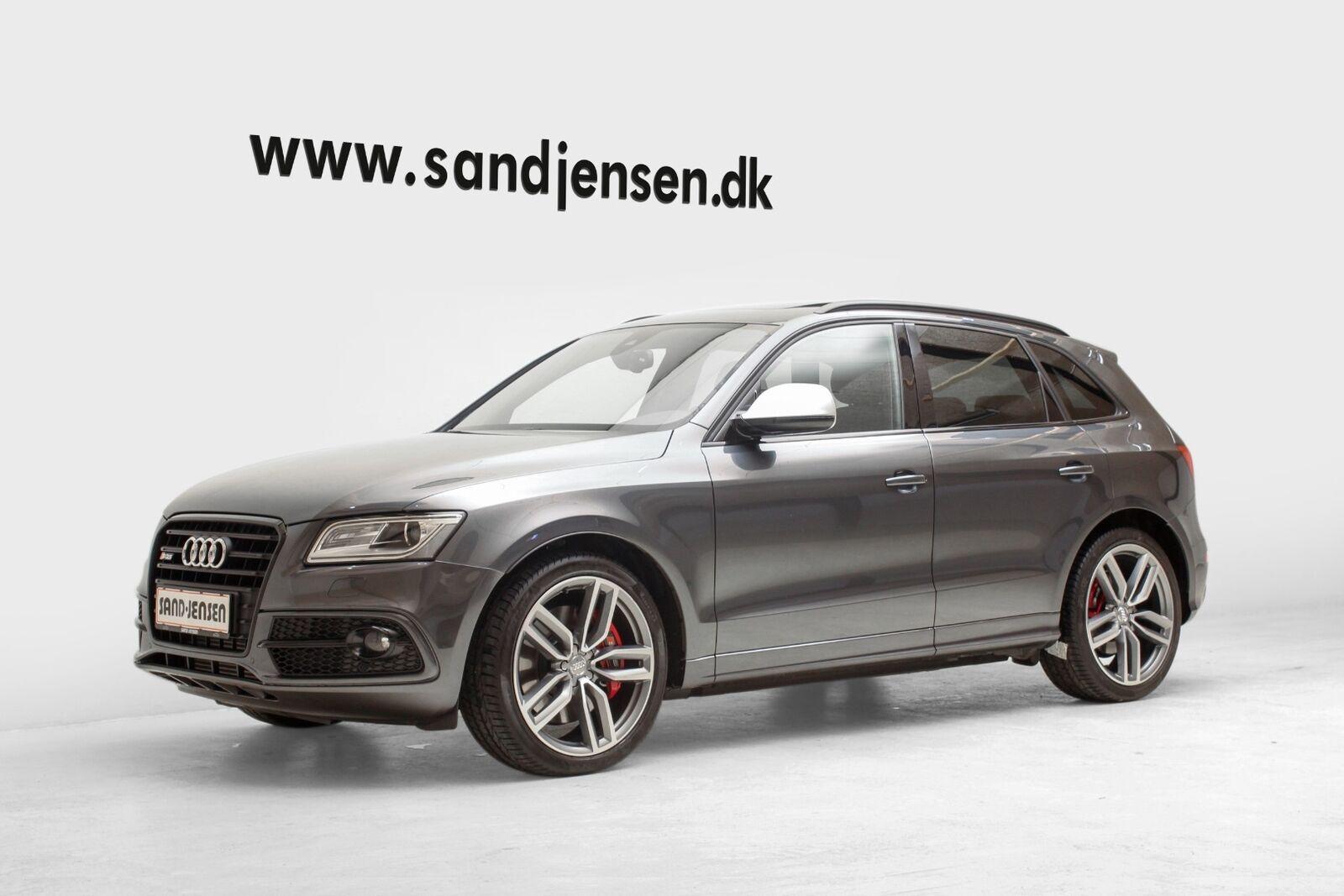 Audi SQ5 3,0 TDi 326 quattro Tiptr. 5d