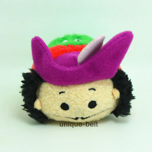 3-5-034-New-Tinker-Bell-Croc-eating-Captain-Hook-Tsum-Tsum-Soft-Plush-Toy-Doll