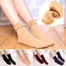 Winter Warm Thicken Socks Women Snow Boots Thermal Socks Women Velvet Sleep S