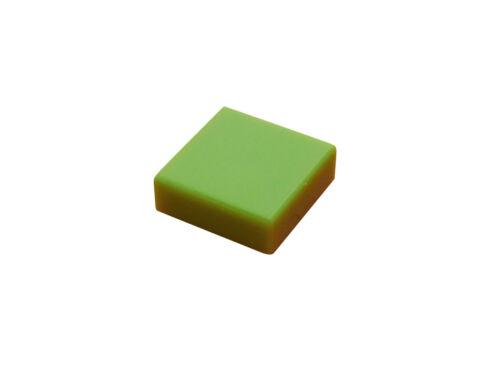 3070b Neu Lego 100x lime Fliese 1x1 Fliesen Kacheln limette tile