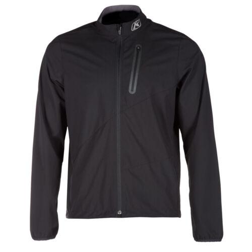 KLIM MEN/'S ZEPHYR Black WIND SHIRT Size  XL NEW